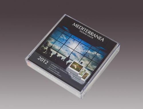 Tischkalender Mediterranea 2012