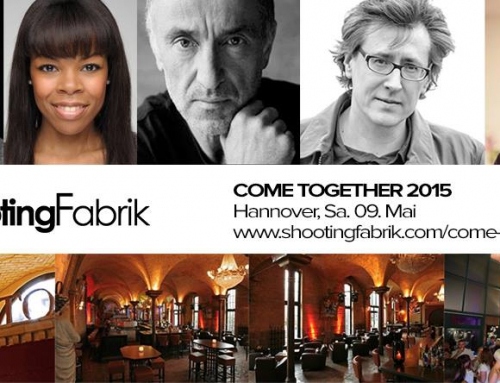 Come Together der ShootingFabrik 2015 in Hannover