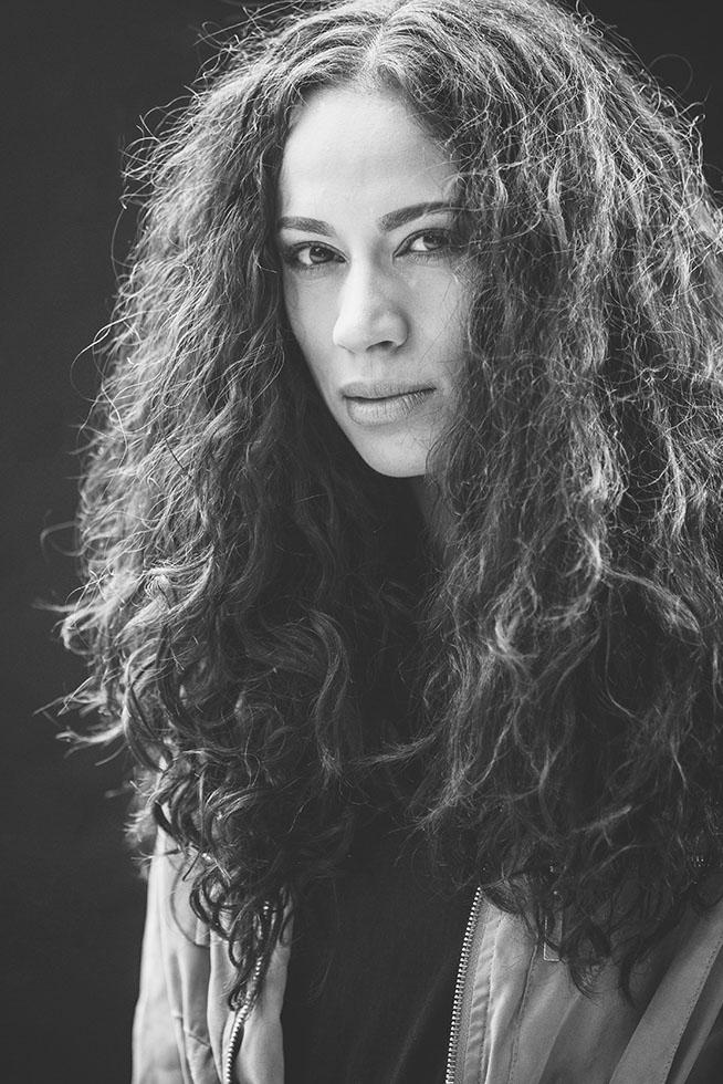 Haar Fotografie Portrait Frau